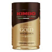 Caffè Kimbo Aroma Gold gemalen koffie