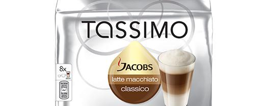 Tassimo cups